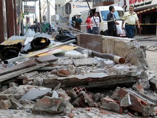 Queda de marquise leva Curitiba a fazer pente-fino em prédios