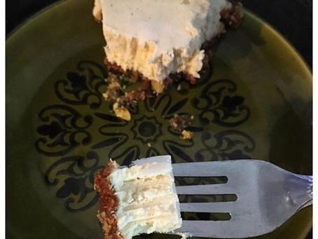 I may never eat cheesecake again...