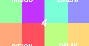 VIOL-ENT's Pick 4: Miggo, Emzhi ☁, diejon, DELAY