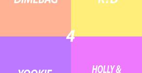 VIOL-ENT's Pick 4: Week 5 Chosen By Velvet Society
