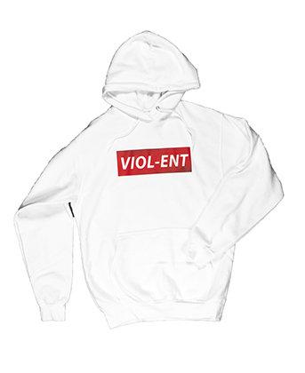 Limited Edition: OG White Box Logo Hoodie
