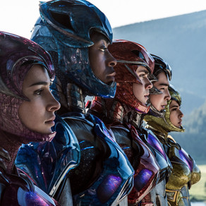 VIOL-ENT Media: Power Rangers - A Mighty Morphin' Review