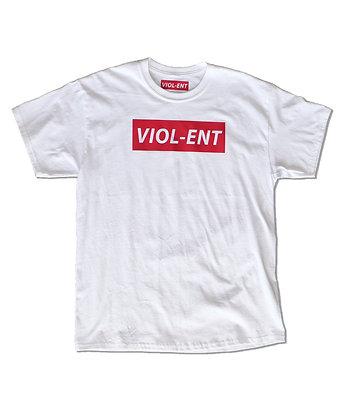 VIOL-ENT OG Box Logo Tee