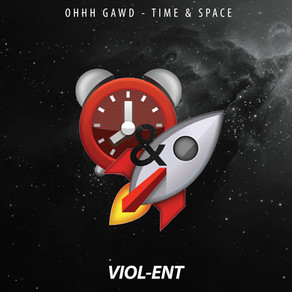"Get Lost In OHHH GAWD's Latest EP ""Time & Space"""