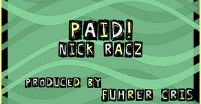 VIOL-ENT Sunday Exclusive • Week 86: Nick Racz - PAID! (Prod. By Fuhrer Cris)