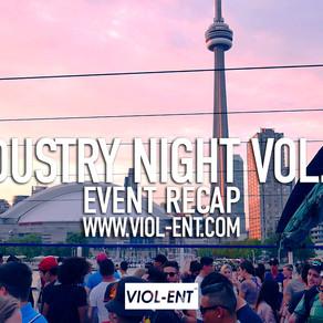 EVENT RECAP: INDUSTRY NIGHT VOL.14