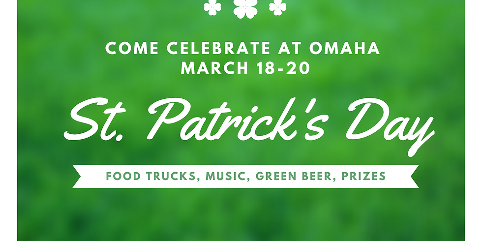 St Paddy's at OBC