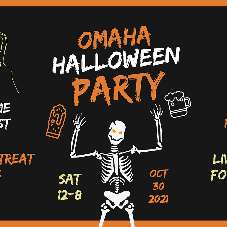 Halloween Party with Jimmy Gaddy & food trucks!
