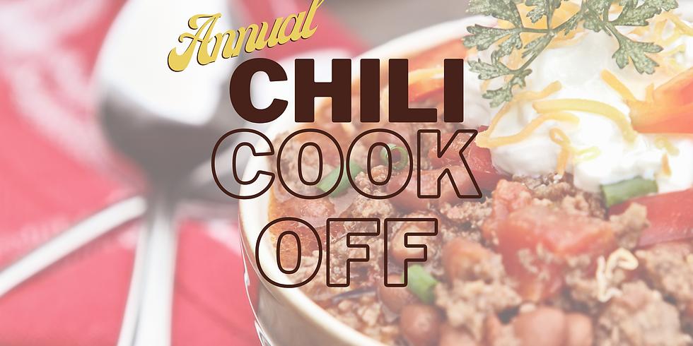 Annual Chili Cookoff