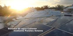 PRODUCCIÓN DE AGUA CALIENTE