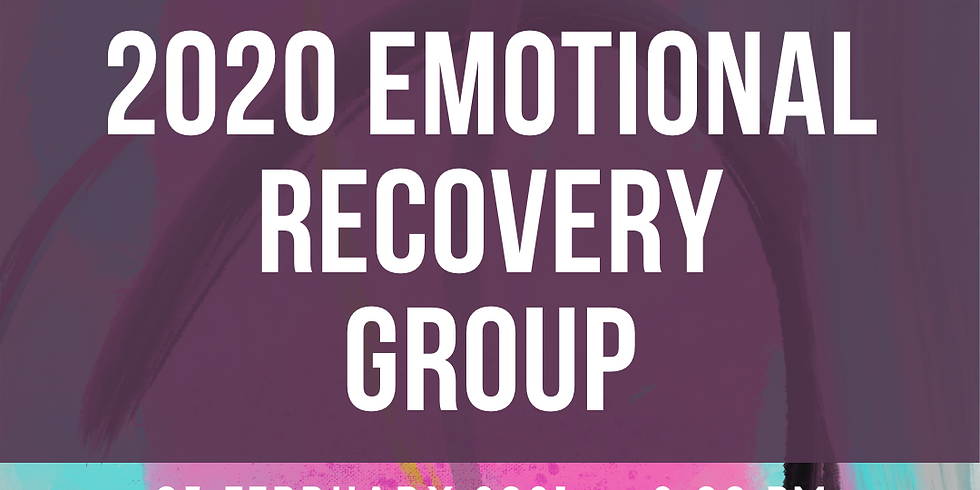 2020 Emotional Recovery Group