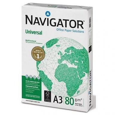 Resma de papel Navigator A3