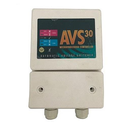 Interruptor automático de tensão 30A 9-12BTU AVS30 e 40A 18-24BTU