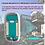 Thumbnail: Campainha inteligente sem fios com câmara fotográfica e alarme p/ telemóvel