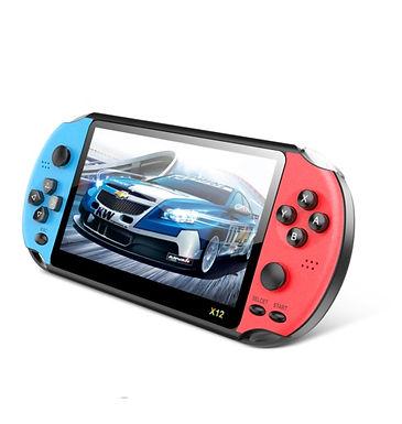 Consola de video games portátil 8GB HD de 4,3 polegadas e joystick duplo