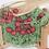 Thumbnail: Saladeira com 2 colheres e base de madeira