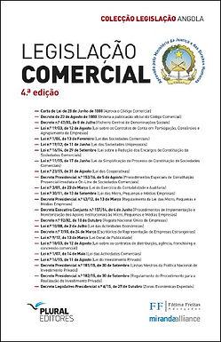 Legislação Comercial - Angola - Edição Académica