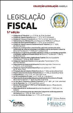 Legislação Fiscal - Angola - Edição Académica