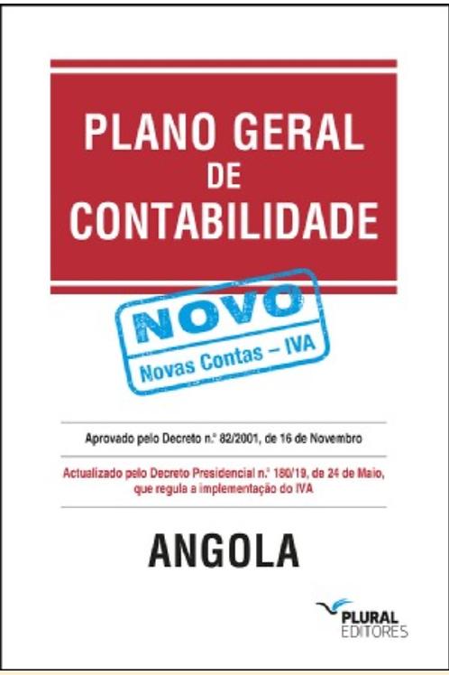 Plano Geral de Contabilidade - NOVO