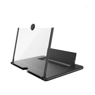 Ampliador de tela de  telemóvel 3D HD video c/suporte de mesa dobravél