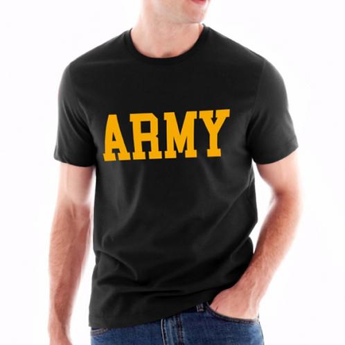 T-shirt para homem ARMY