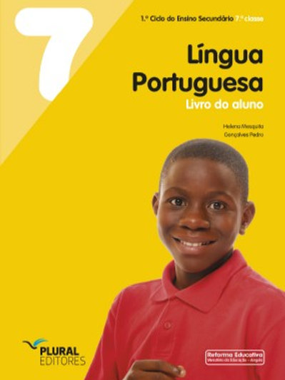Língua Portuguesa para 7ª, 8ª, 9ª, 10ª, 11ª e 12ª Classe