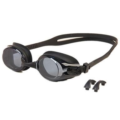 Óculos da natação p/ adultos c/ protectores de ouvido anti-emabciamento