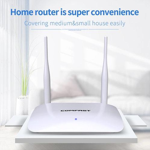 Roteador sem fio 300 Mbps Wifi de alta velocidade COMFAST CF-WR623N