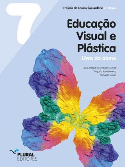 Manual do aluno Educação Visual e plástica 7ª Classe