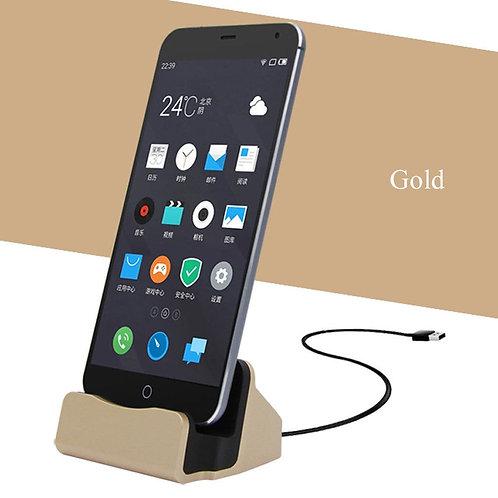 Carregador sincronizador de dados Universal para telemóveis Android