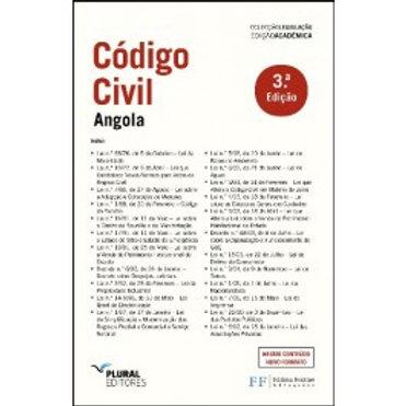 Código Civil - Angola - Formato Académico