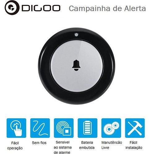Campainha de alerta p/ Sistema inteligente de segurança doméstica DIGOO DG-HOSA