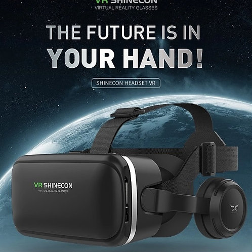 Óculos de realidade virtual  VR SHINECON