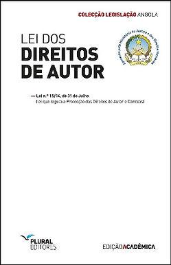 Lei dos Direitos de Autor - Edição Académica