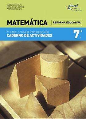 Actividades Matemática 7ª Classe
