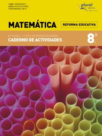 Actividades Matemática 8ª Classe