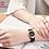 Thumbnail: Relógio de pulso para mulher NAVIFORCE - preto