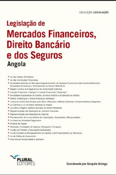 Legislação de Mercados Financeiros, Dir. Bancário e Seguros