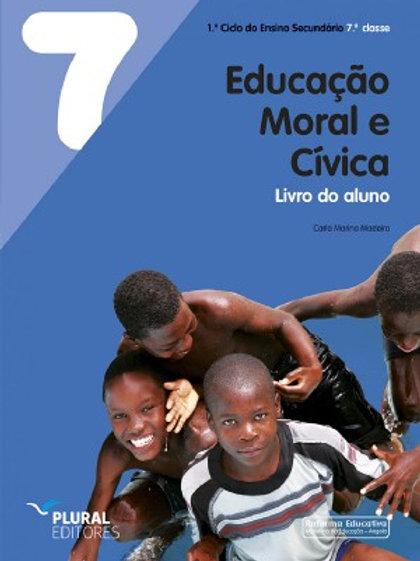 Educação Moral e Cívica manual do Aluno 7ª Classe