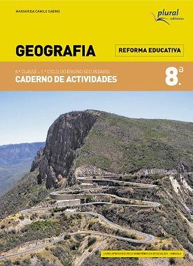 Actividades Geografia 8ª Classe