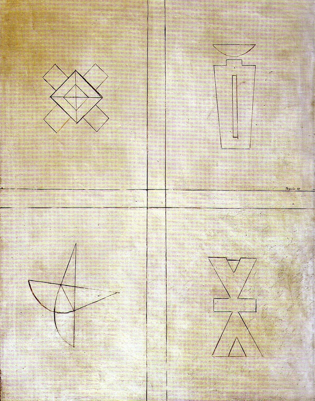 Quatre symboles