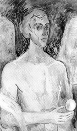 Portrait idéal du Poète