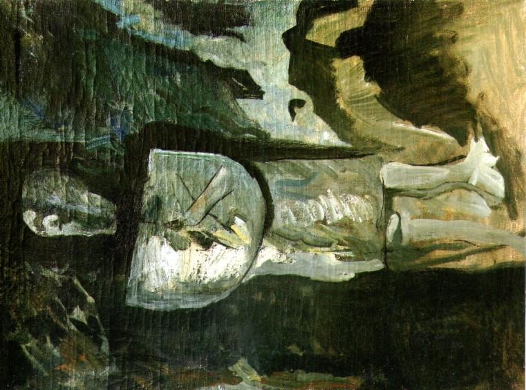 Le sommeil étrenel I