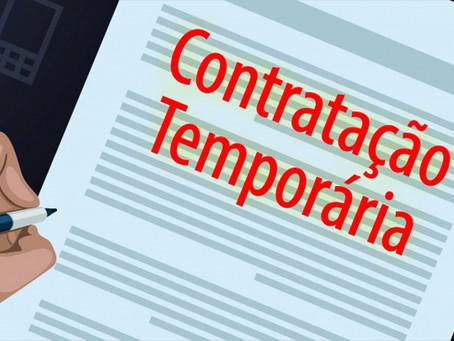 Contrato de temporário - Aspectos e mudanças da Lei 10.060/19