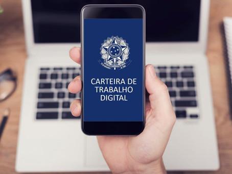 Portaria 1.195/2019 - Regras para utilização da CTPS Digital