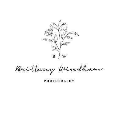 Brittany Windham Photography - Logo PSD