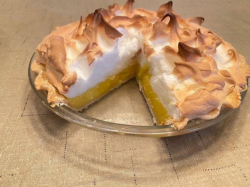 Lemon  Meringue Pie 🍋