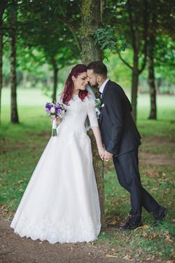 Wedding day Photoshoot