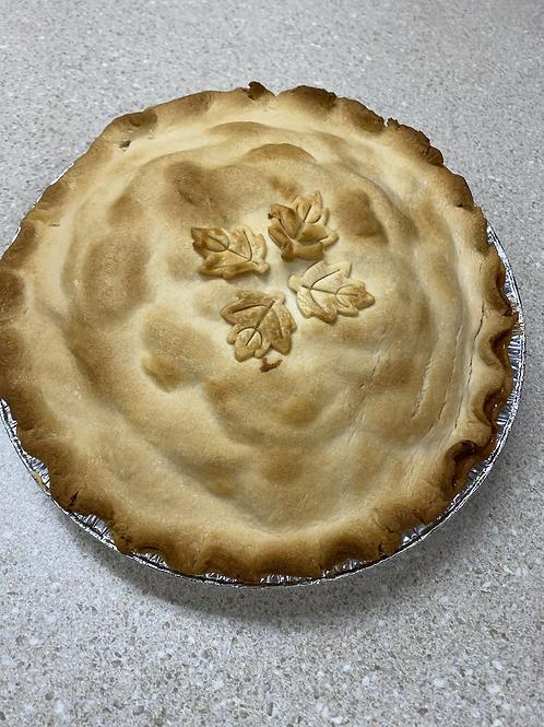 Deep Dish Apple Pie (9 inch)