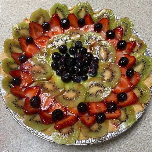 Fruit Tart  (9 inch)